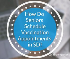 How Do Seniors Schedule Vaccination Appointments in San Diego?