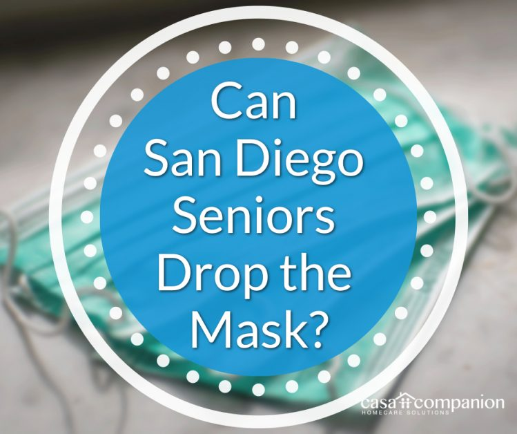 Can San Diego Seniors Drop the Mask