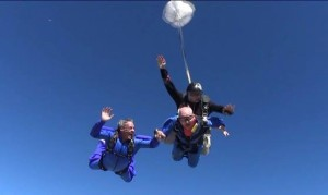 Vernon Maynard in the air KTLA FB album