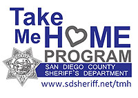 Take Me Home Registry Program logo