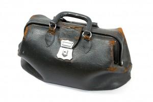 old doctor bag