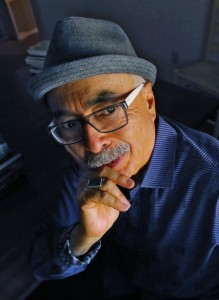 Juan Felipe Herrera Photo By Gary Kazanjian For The NY Times