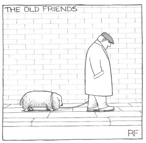 "The Old Friends - ""Off The Leash"""