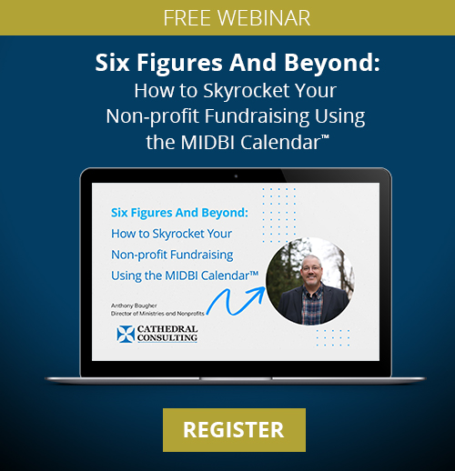 Skyrocket Your Non-profit Fundraising with the MIDBI Calendar Webinar