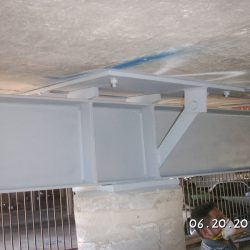 Structural Repair by structural Engineering firm lead by Sako Noravian