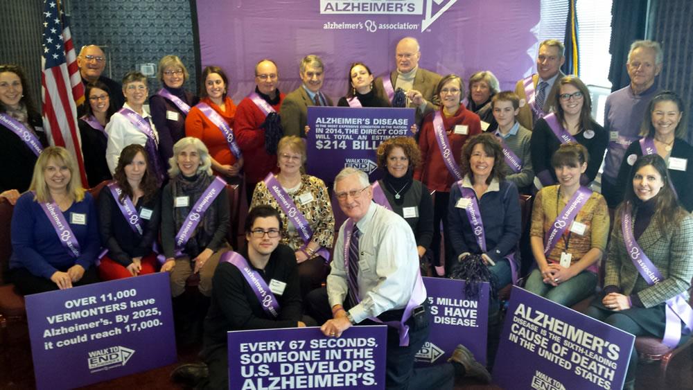 Vermont Alzheimer's Advocates 2015