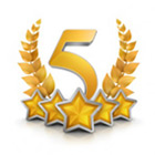 5 Star Rated by Medicare.gov