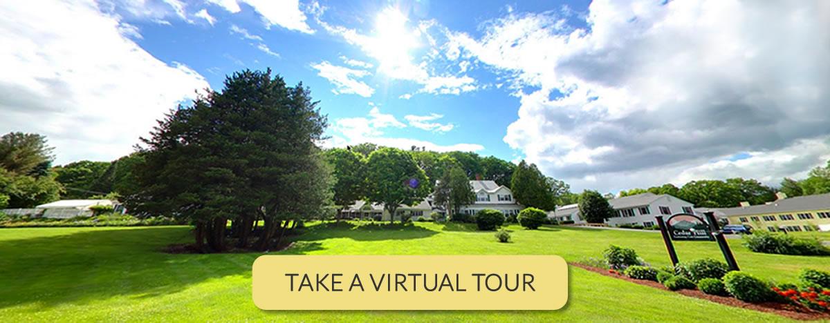Take a Virtual Tour of Cedar Hill