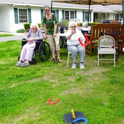 Windsor nursing home hosting fun games
