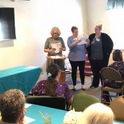 Nursing home in Windsor celebrates staff