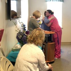 Staff celebrated at senior living center in Windsor