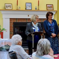 Senior living community in Windsor hosts awards for staff