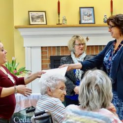Senior apartments in Windsor host awards ceremony for staff
