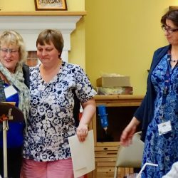 Retirement community in Windsor gathers staff for ceremony