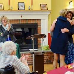 Retirement village in Windsor hosts event for staff