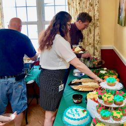 Senior living center in Windsor hosts celebration
