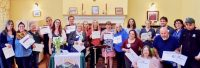 winners at dementia care facility in Vermont