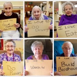 residents express themselves at retirement home in Windsor