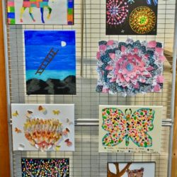 Vermont memory care art show