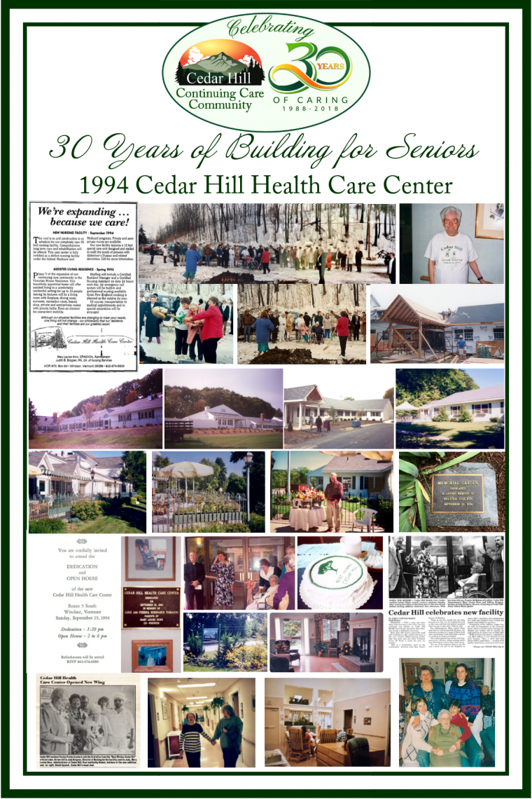 1994 Cedar Hill Health Care Center