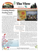 Cedar Hill Spring Newsletter