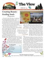 Cedar Hill Spring Newsletter