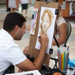 Caricaturist For Parties - Celebration Source