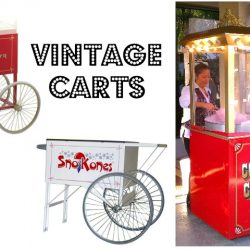 Image of Vintage Food Carts