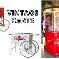 Image of Vintage Food Carts