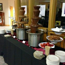 Image of Double Chocolate Fountain - Celebration Source