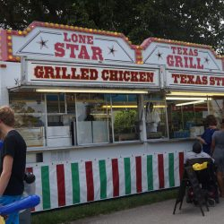 Image of Food Cart From Celebration Source