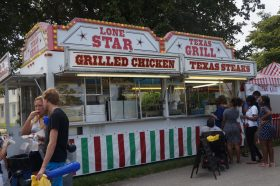 Image of Carnival Food Stand