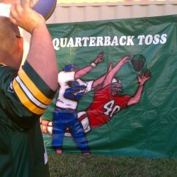 Quarterback Toss Event Rental - Celebration Source