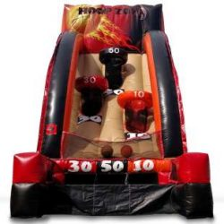 Hoop Zone Inflatable Party Game - Celebration Source