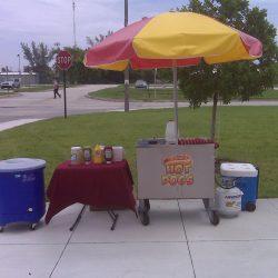 Image of Hot Dog Cart Celebration Source