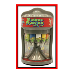 Image of Pucker Powder Machine