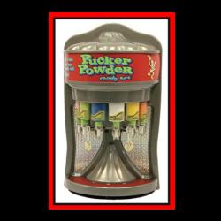 Image of Pucker Powder Machine