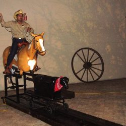 Image of Man Playing Rodeo Roper
