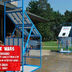 Water Wars Carnival Rental Game