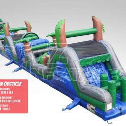 Amazon Obstacle Inflatable Party Rental - Celebration Source