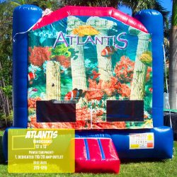 Atlantis Inflatable Bouncer Rental