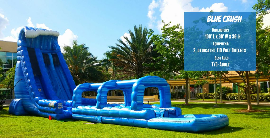 Water Slide Rentals In South Florida - Contact Us