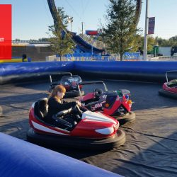 Rental Carnival Game Bumper Cars
