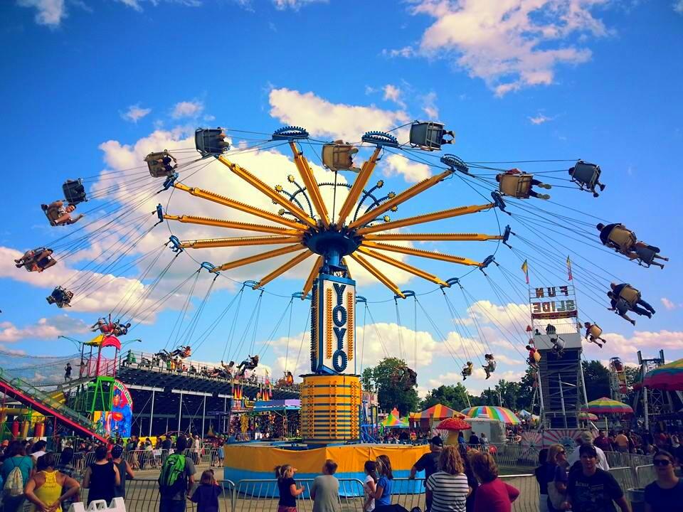 Yo-Yo Flying Swings Rental - Celebration Source