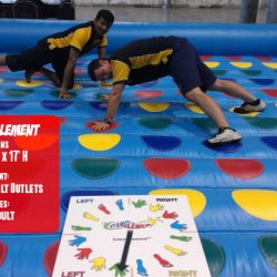 Giant Twister® Inflatable Game