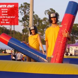 Gladiator Joust Carnival Game