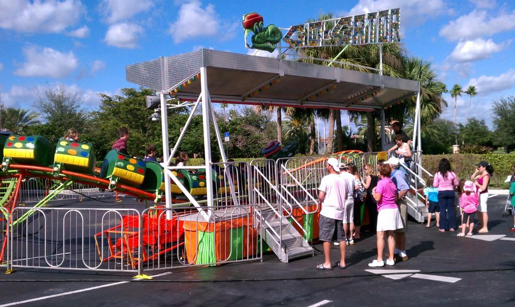 Go-Gator Mechanical Ride Rental for Children - Celebration Source