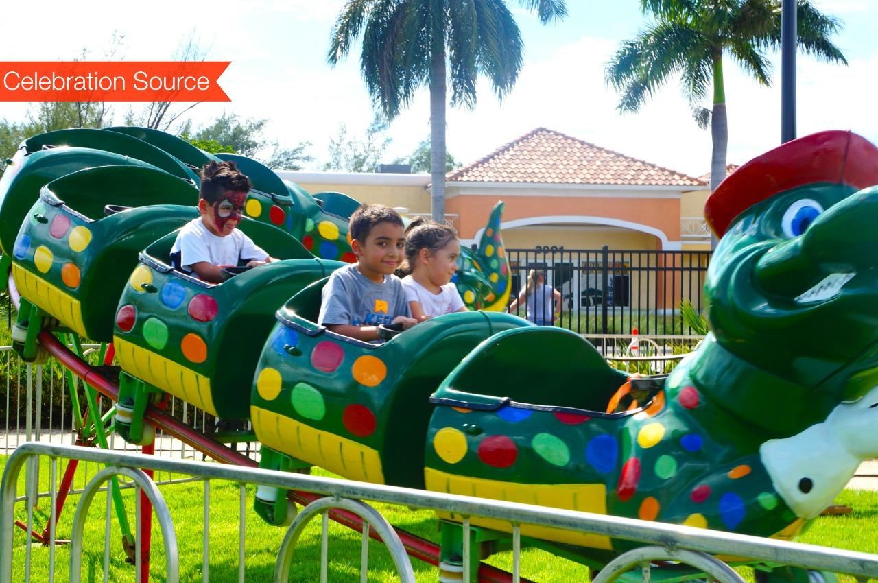 Go-Gator Roller Coaster Party Rental - Celebration Source