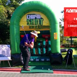 Golf Chip Shot Party Entertainment