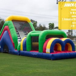 Junior Inflatable Obstacle Course - Celebration Source